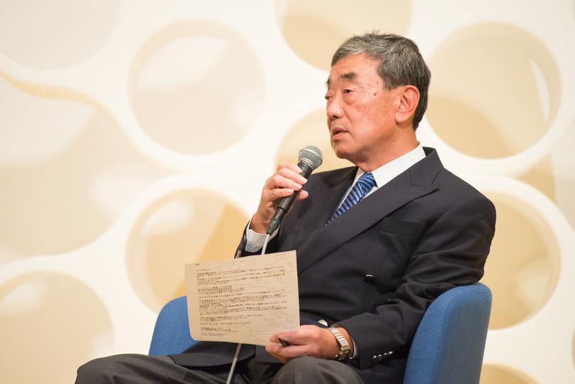 国際女性ビジネス会議・松本カルビー会長