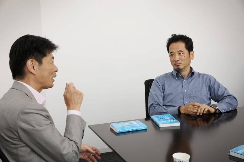 杉田さんと中尾さん