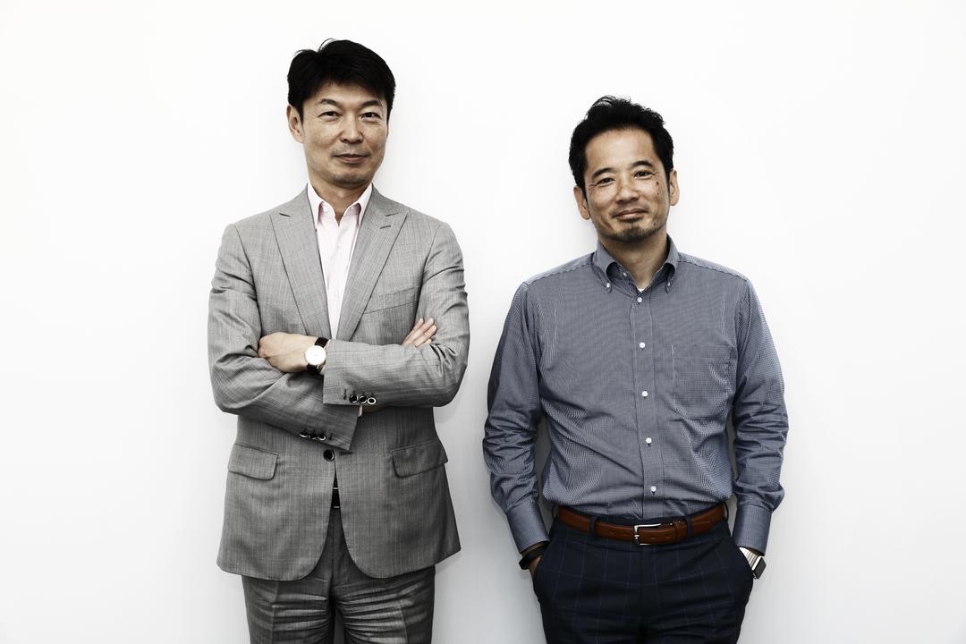 ボスコン・杉田代表とリクルート・中尾氏