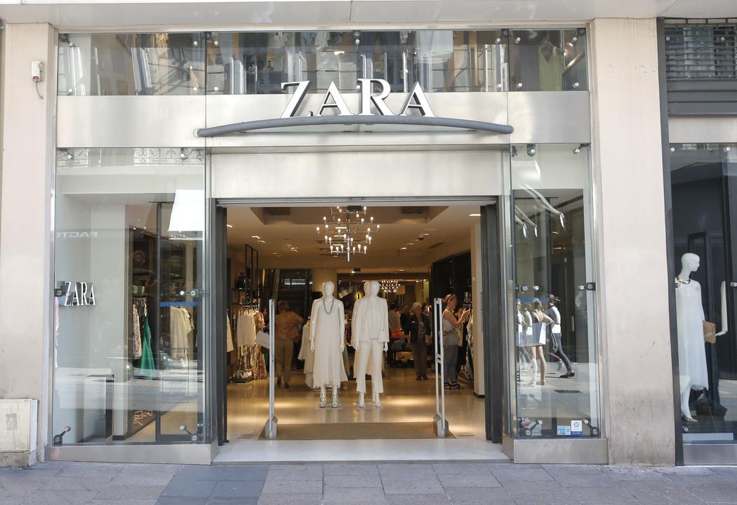 ZARA店舗