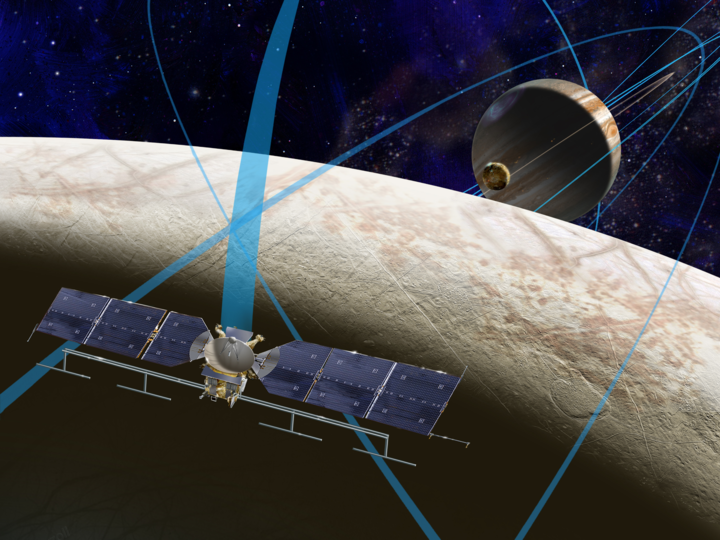 エウロパの探査ミッション