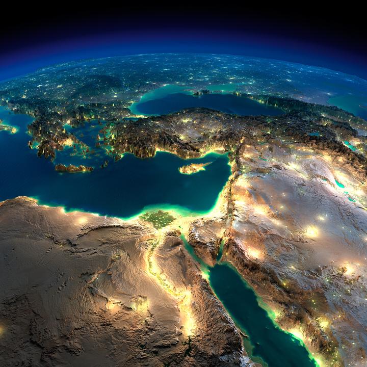中東と北東アフリカ