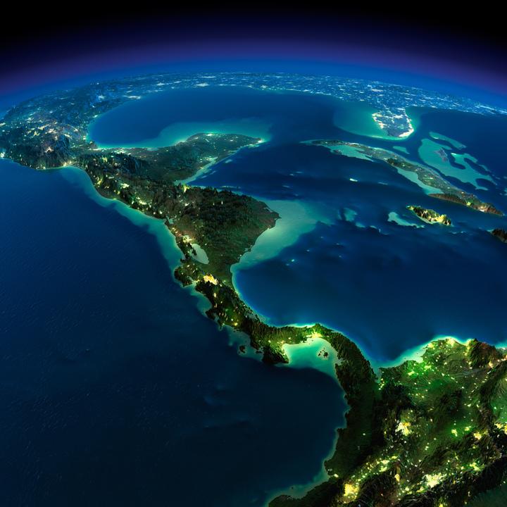 中央アメリカ