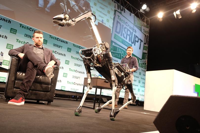 ボストン・ダイナミクス(Boston Dynamics)