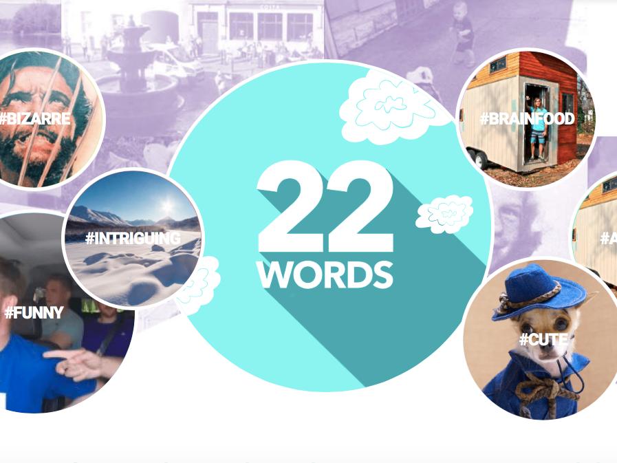 Twentytwowords.com