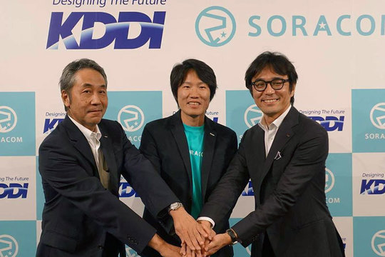 KDDIはなぜベンチャー「ソラコム」を買収したか?記者会見から見える両社の狙い