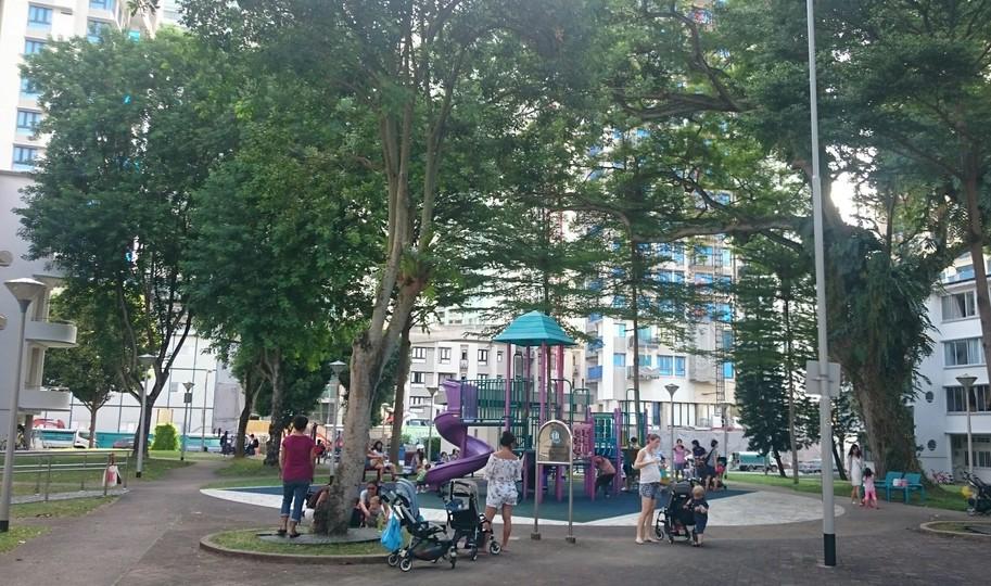 シンガポールの公園