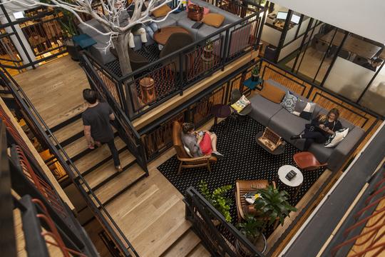 【独占第2弾】WeWork本社ルポ、2.5日に1軒オープンさせるテクノロジーとオフィスの作り方