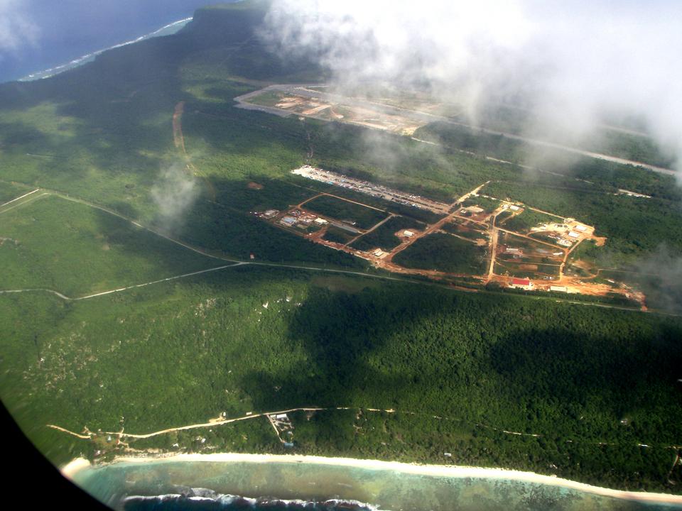 アンダーセン空軍基地