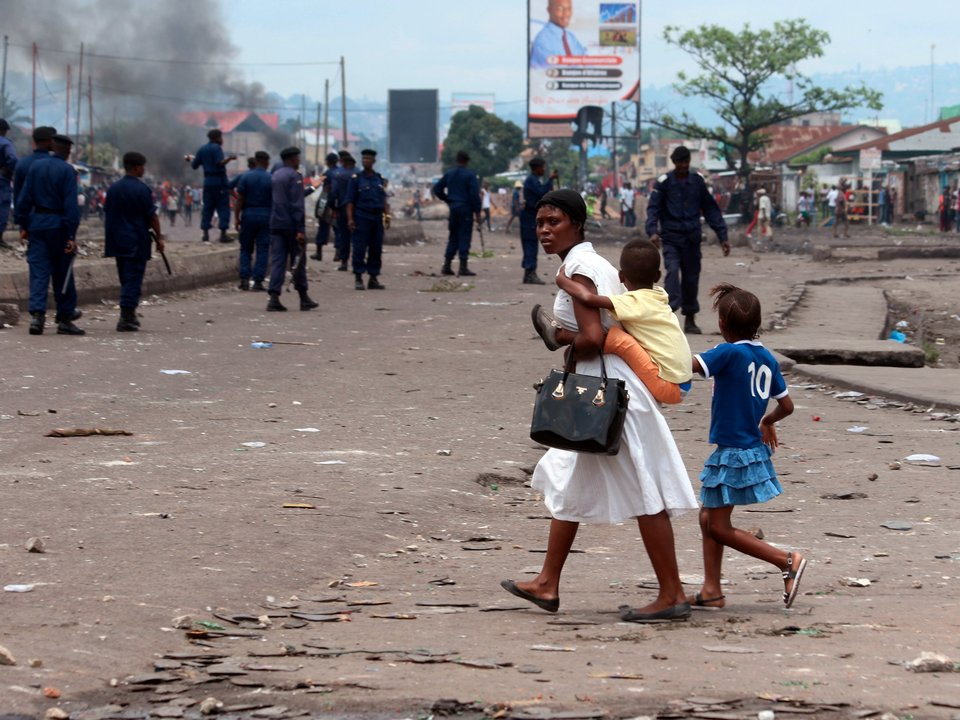 コンゴ民主共和国
