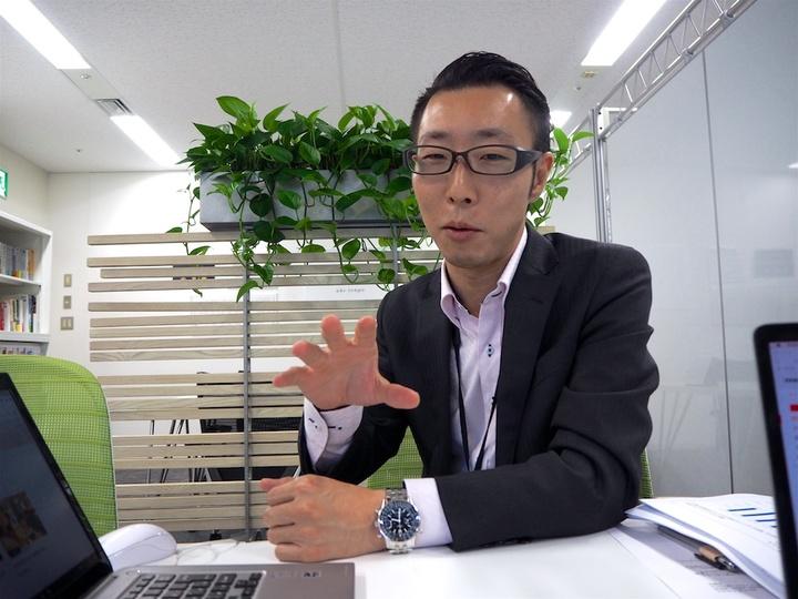 ABC店舗の井部喜仁氏