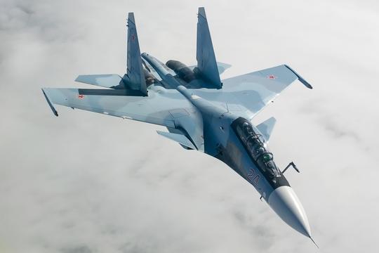 ロシアが誇る「スホイ30SM フランカーF2」、F-15Eのライバル機のすべて