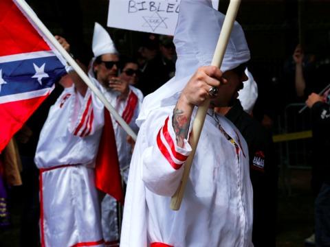 「シャーロッツビルは序章にすぎない」白人至上主義サイトが運動拡大を示唆