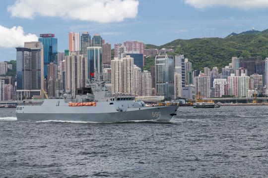 中国海軍がジブチに初の海外基地——中東からバルト海まで地球規模で活動拡大する中国