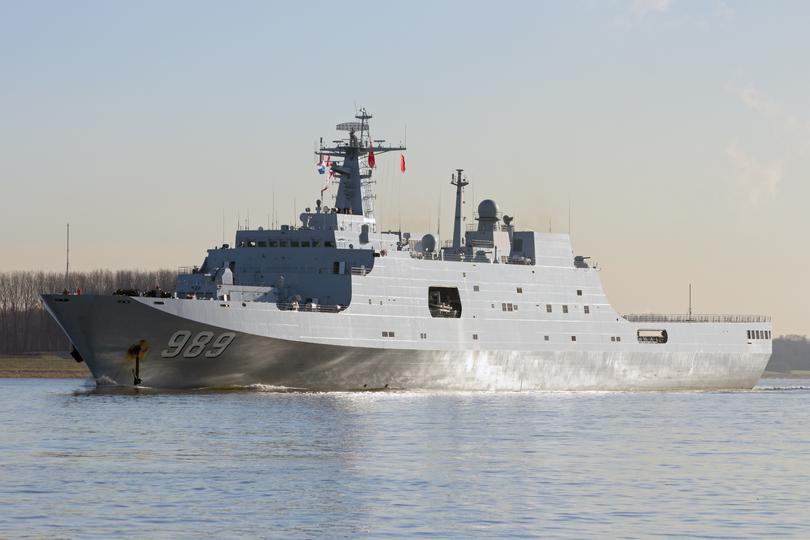 中国海軍写真2