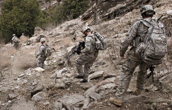 戦争 アフガン