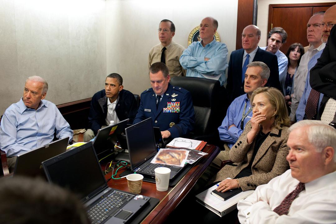 ホワイトハウスのシチュエーションルーム