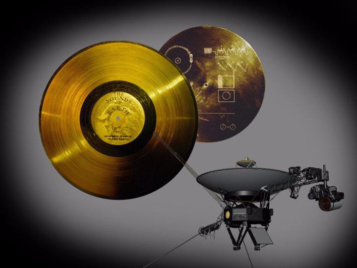 惑星探査機ボイジャーと、ゴールデンレコードとそのカバー