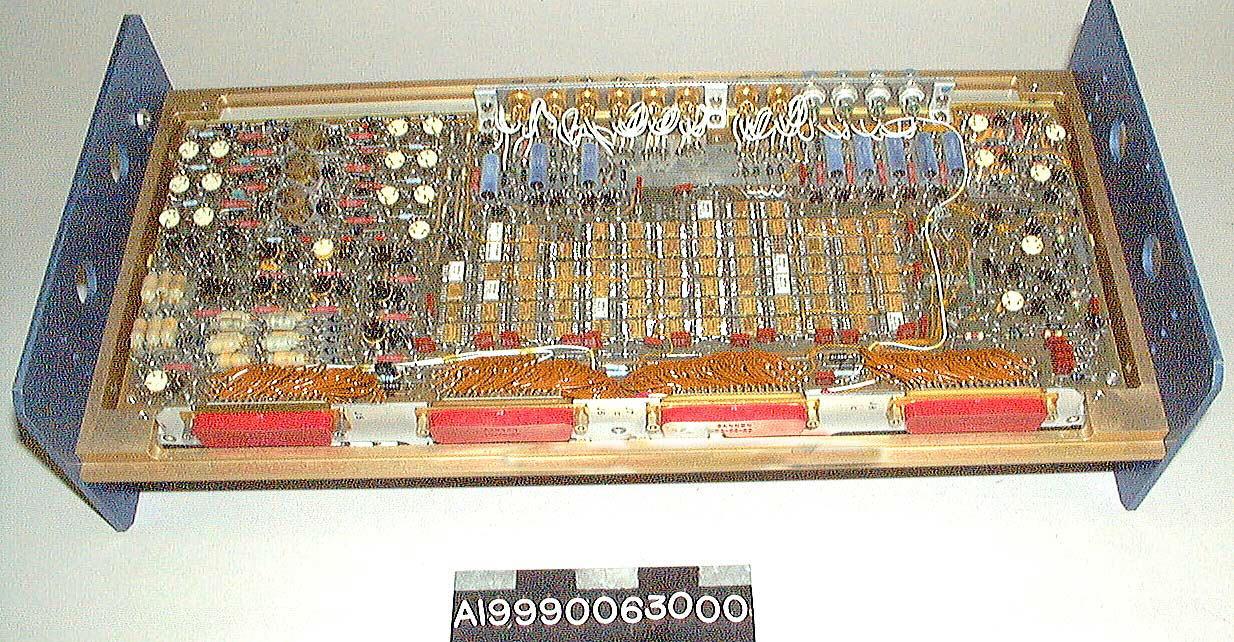 ボイジャーのコンピューティング・システムの内部