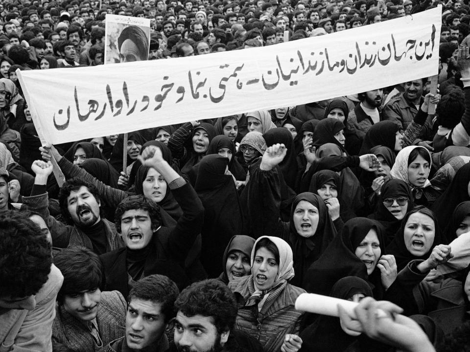 イラン革命
