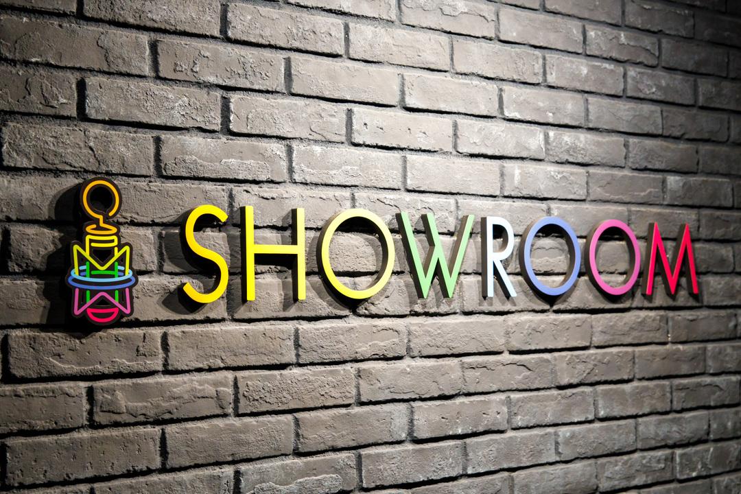SHOWROOMオフィス