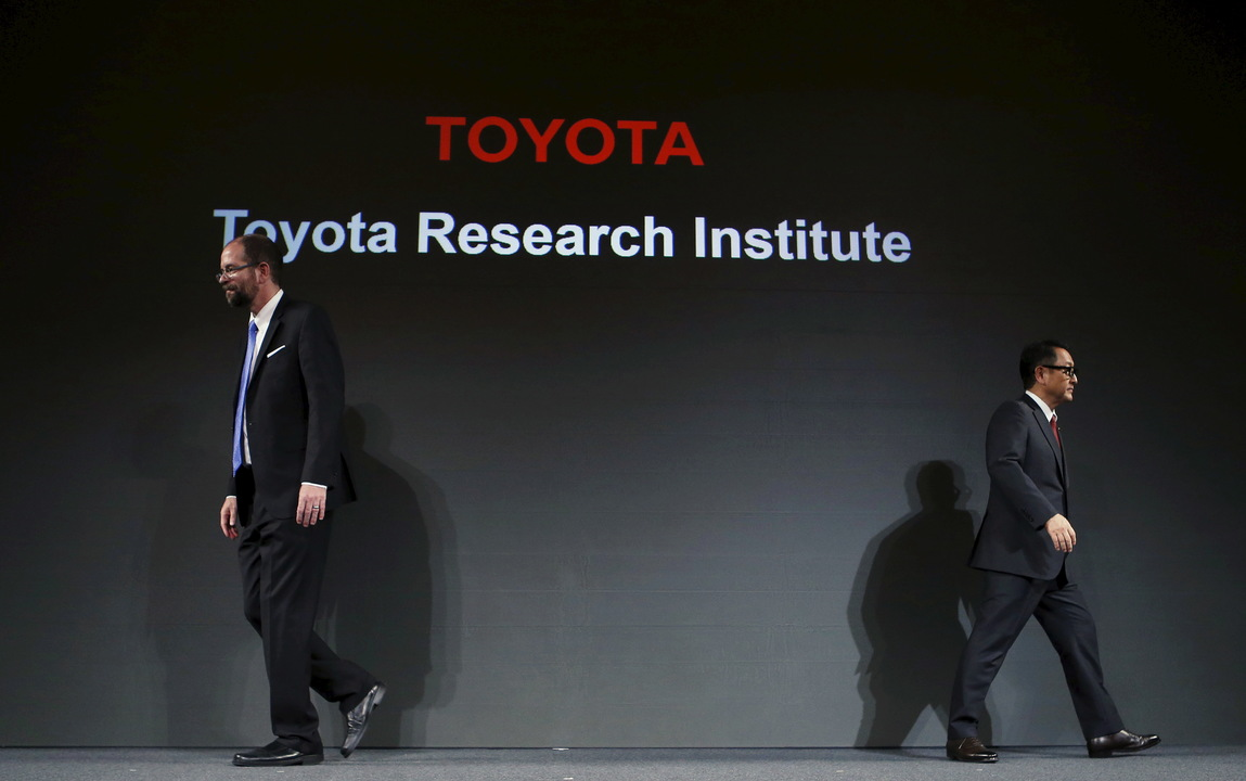 Toyota Research Institute Inc.