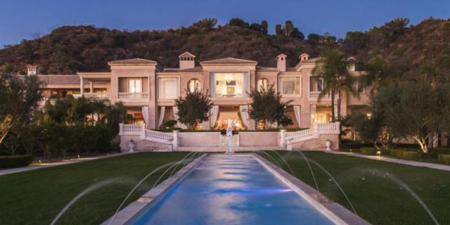 ただ今売り出し中、ロサンゼルスで最も高価な住宅トップ10