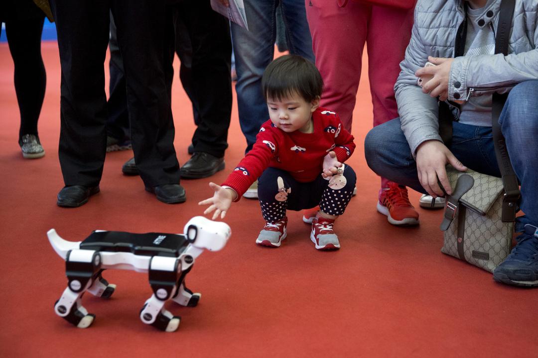 犬型ロボット