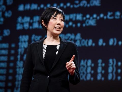 AIで東大目指した「東ロボくん」開発者がTEDで語った危機感