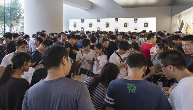 「アップルでは自慢できなくなった」中国で僕がiPhone8を選ぶ理由