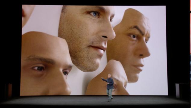 アップルの顔認証システム、初めてのデモで失敗?
