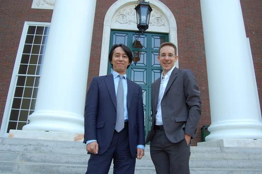 ハーバードが招いた渋谷HRテックCEO —— 新幹線「7分間の奇跡」の次はAI人事アプリ