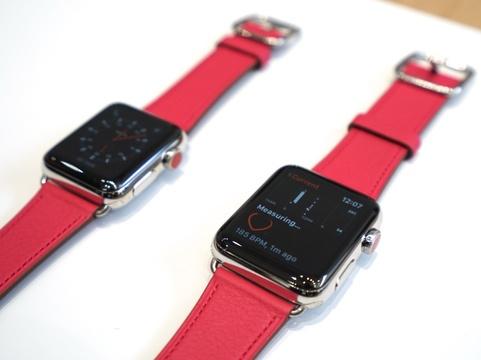 LTE版Apple Watchは月額350円程度、 KDDIが方針固める —— 他社はどうなる?