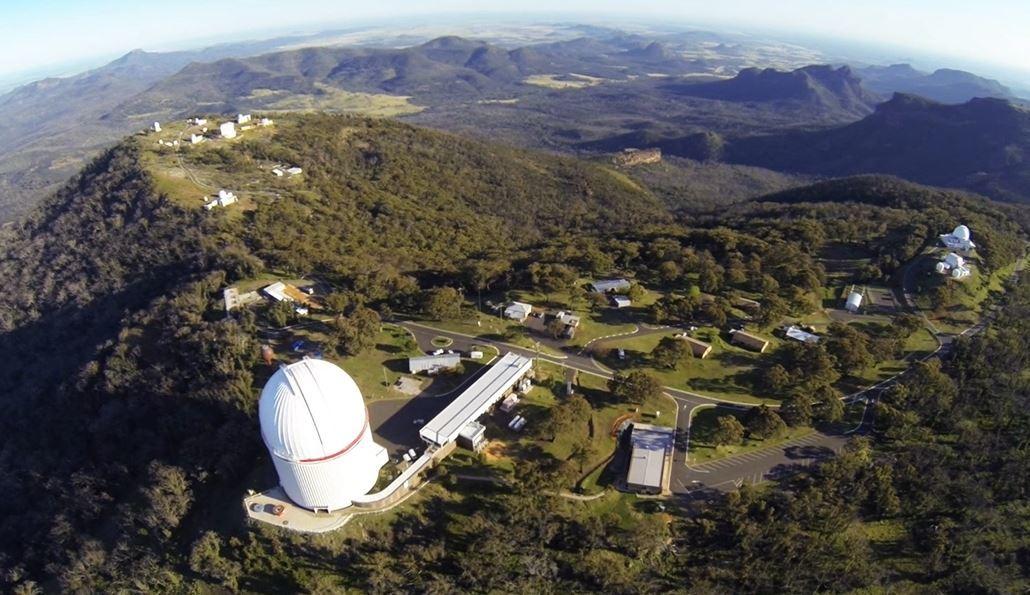 オーストラリアのサイディング・スプリング天文台
