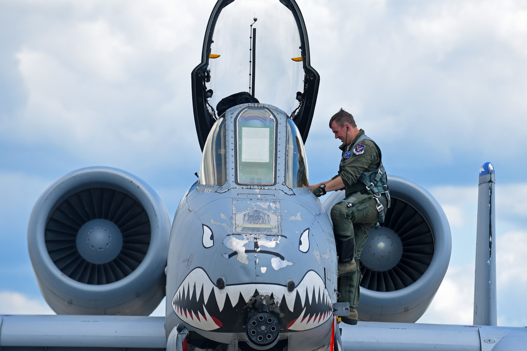 A-10C サンダーボルトⅡ