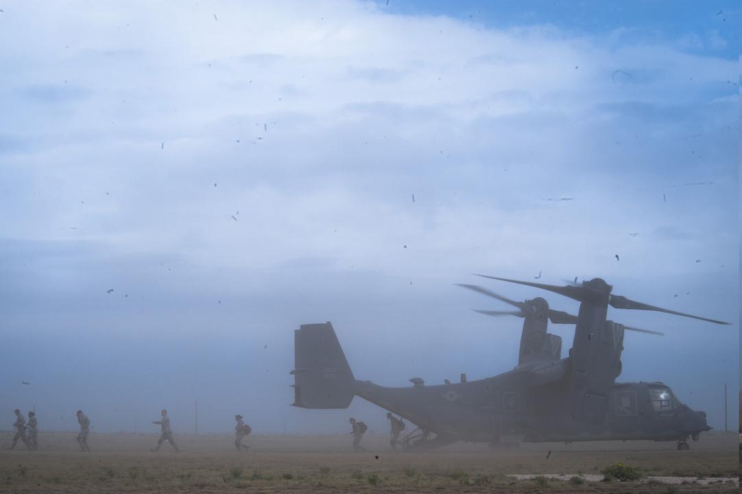 CV-22 オスプレイ