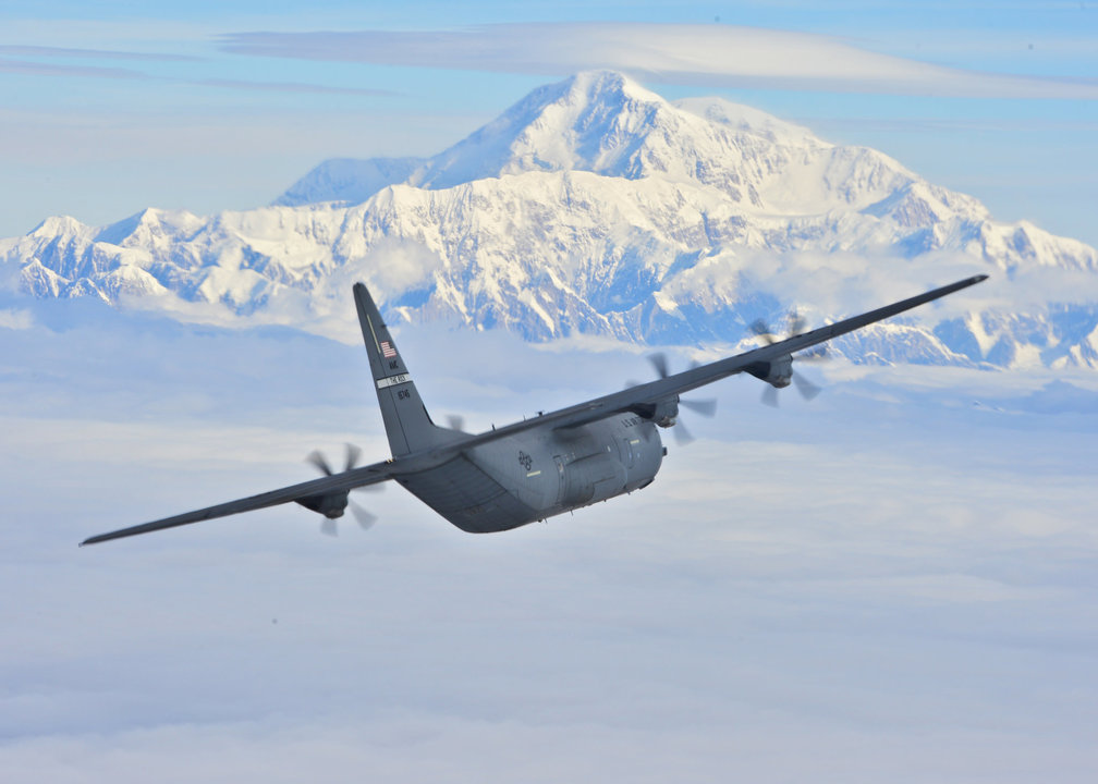 C-130J スーパーハーキュリーズ