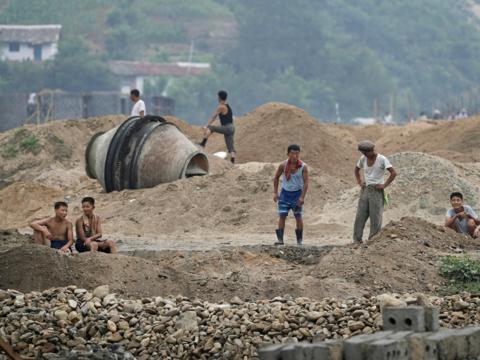 北朝鮮の貿易の中身とは? —— MITメディアラボの最新データで見る