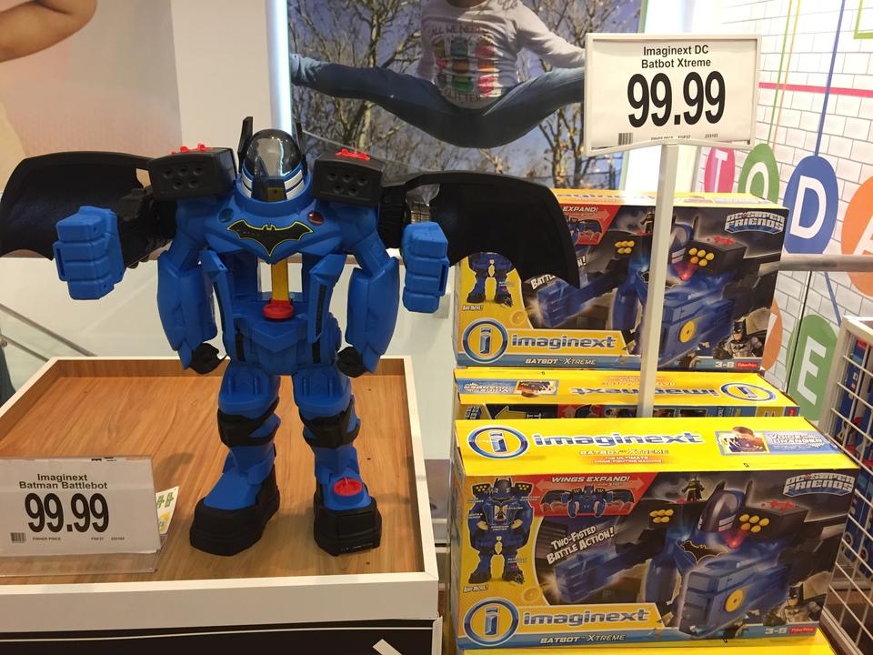 バットマン・ロボット