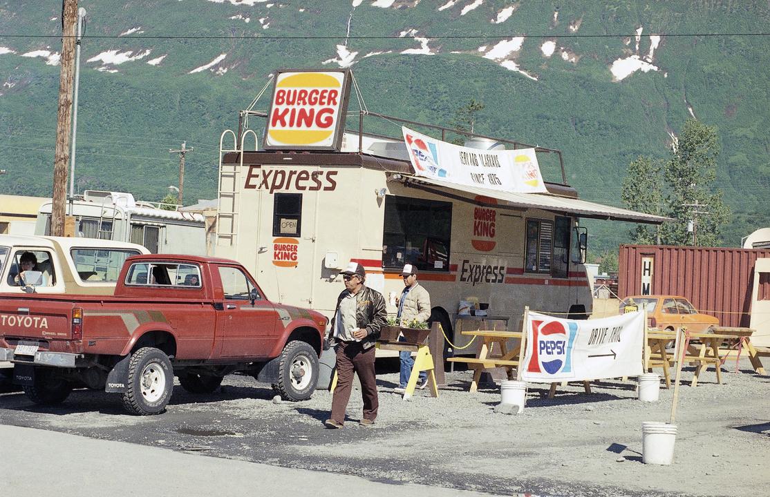 バーガーキング、1989年
