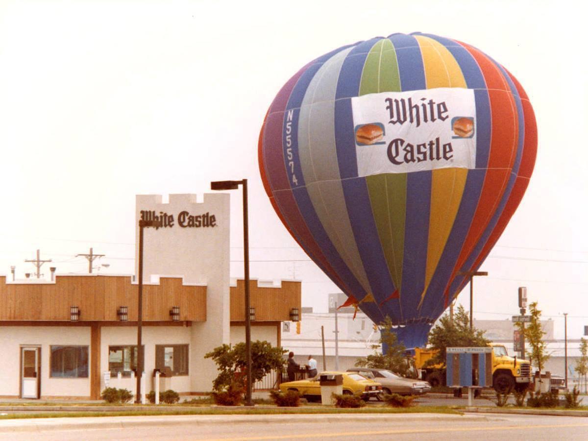 1981年当時のホワイトキャッスル