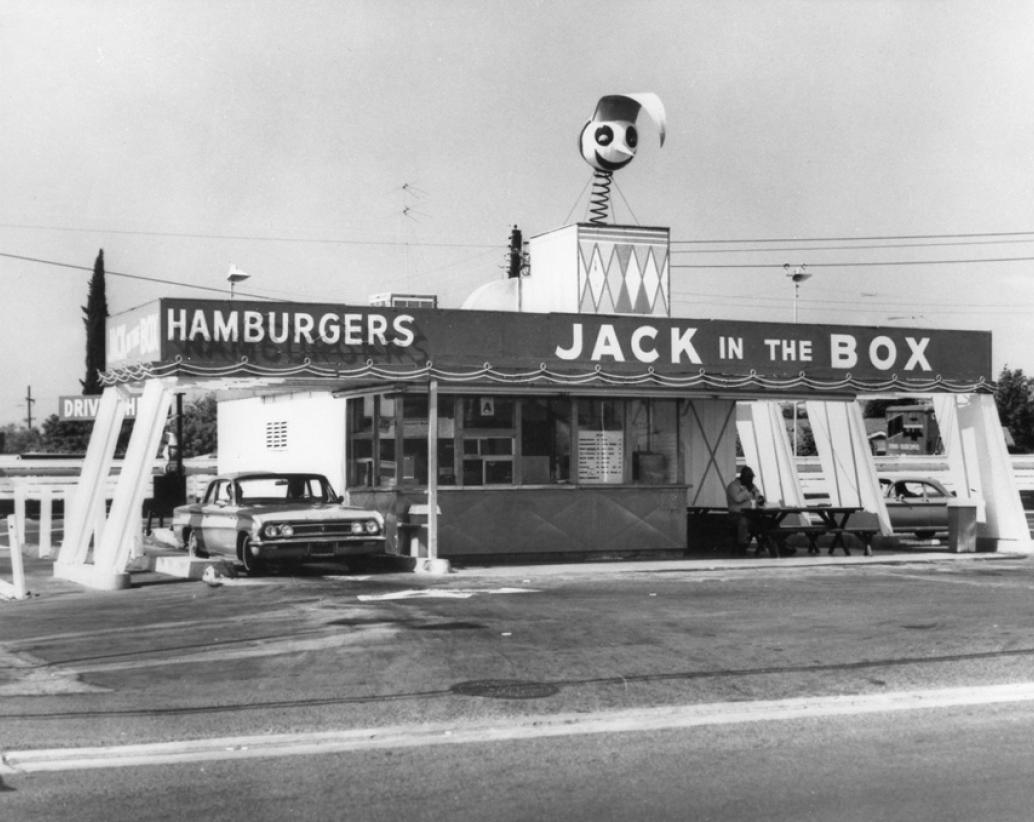 ジャック・イン・ザ・ボックスの1号店