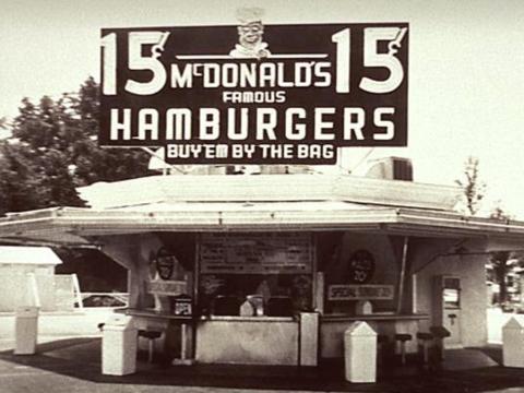 マクドナルド、バーガーキング、KFC...写真で見るファストフードチェーンの今昔
