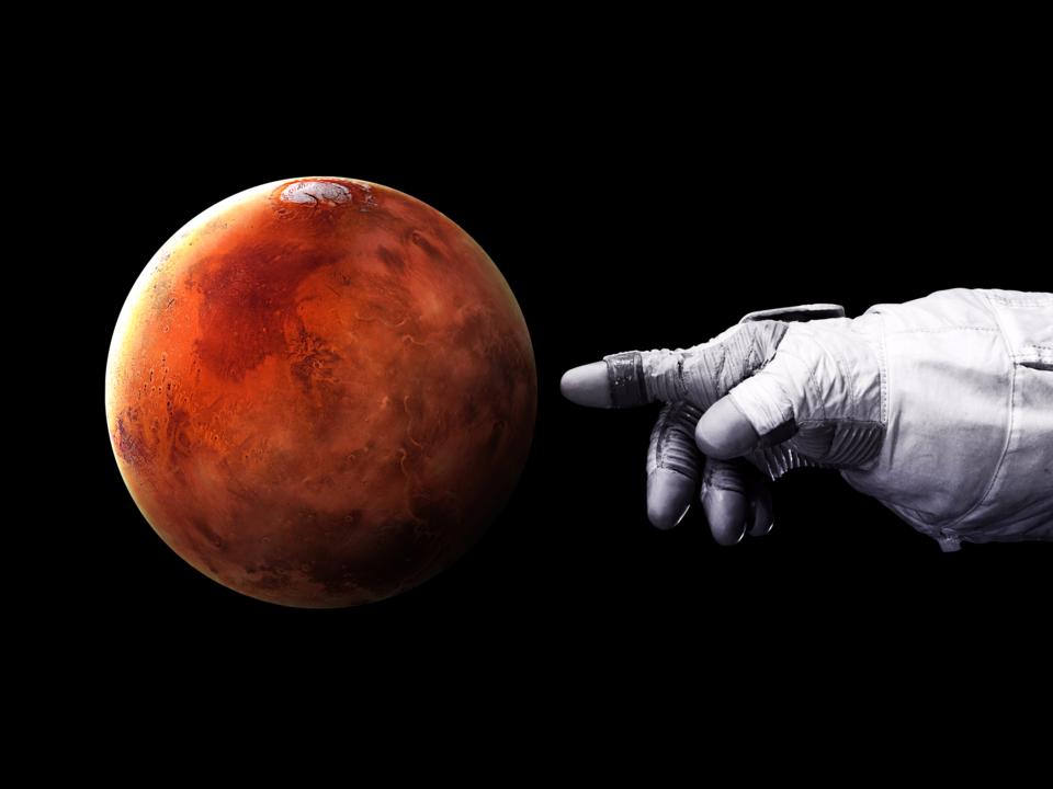 「赤い惑星」