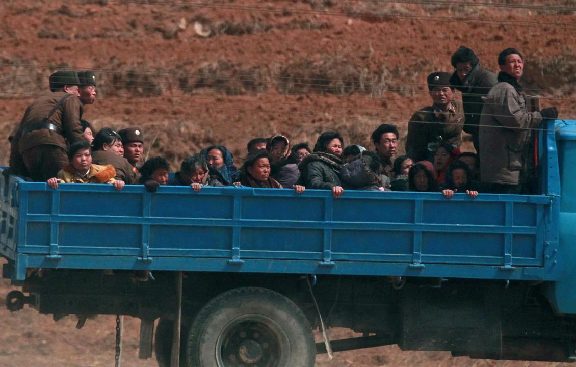 北朝鮮人民