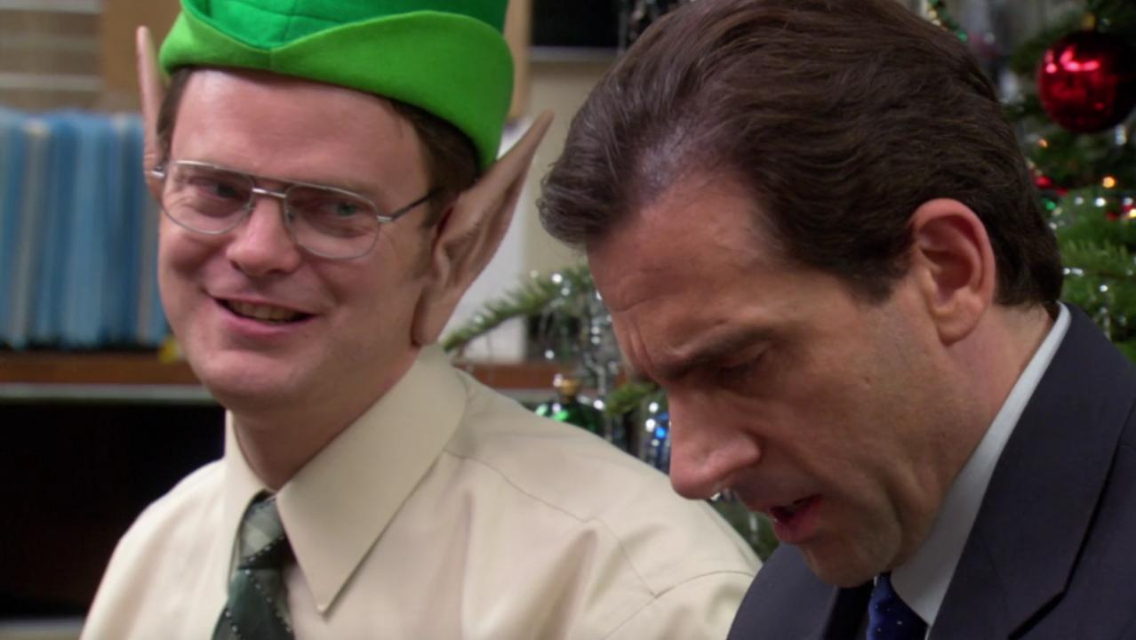 『The Office』のワンシーン