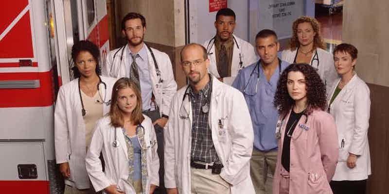 『ER緊急救命室』のワンシーン