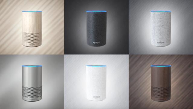 Amazon Echo新製品、全ラインナップを紹介