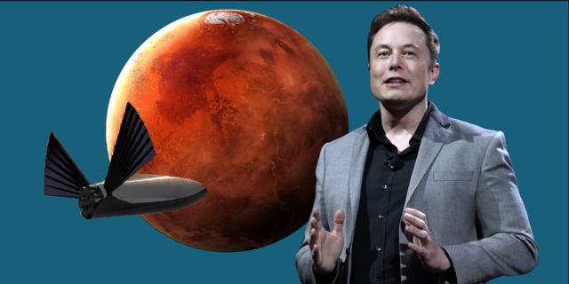 イーロン・マスク氏、アップデートした火星移住計画を発表
