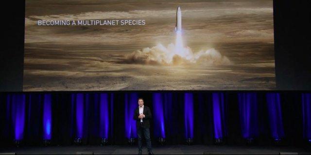 マスク氏、さらにロケットで世界中を30分で結ぶ計画を発表